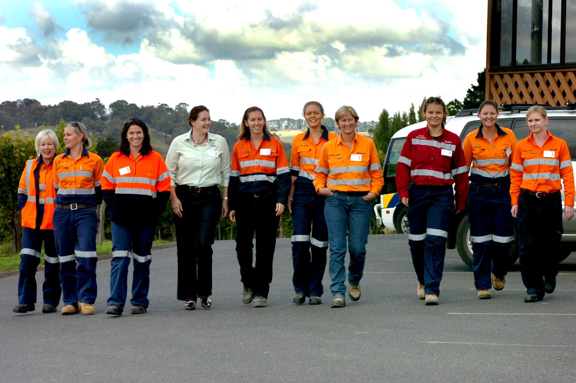 Newcrest Mining Symbol Newcrest Attendees At Wimin Nsw Cw Regional Forum
