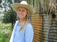 Alison Francis was recently announced the winner of the fourth annual JB Fairfax Award for Rural Journalism.  Born in the small Central Queensland town of Monto, Alison grew up on a cattle property called Cania Homestead. She is currently enrolled in her third year of a Bachelor of Communications/Journalism at the University of Queensland and hopes to pursue a career devoted to bringing the bush back to life. She says she is 'determined to use her degree as a way to bridge the divide between city and country,by highlighting the stories of rural and regional Australia'.
