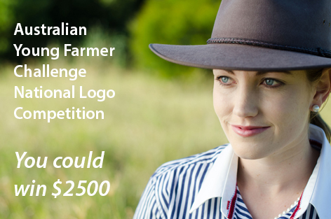 Australian Young Farmer Challenge National Logo Competition. (Photo: RAS of NSW Foundation)