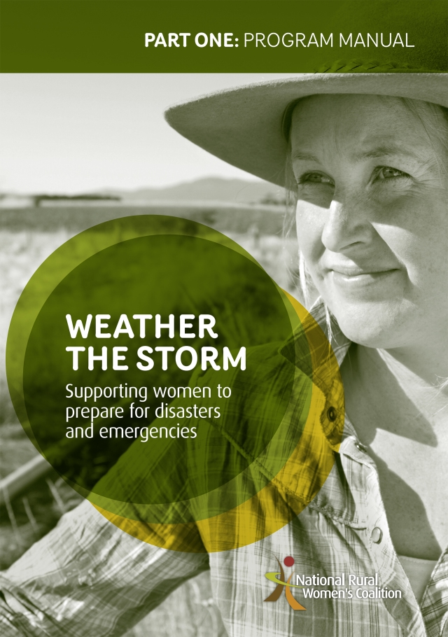 Cover Image: Weather the Storm Manual