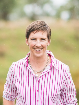 Environmental advocate and 2014 National Rural Woman of the Year, Pip Job. Photograph: Seth Buchanan
