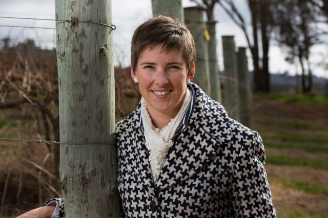Pip job: 2014 NSW-ACT RIRDC Rural Women's Award winner