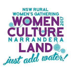 Logo: Narrandera Rural Women's Gathering