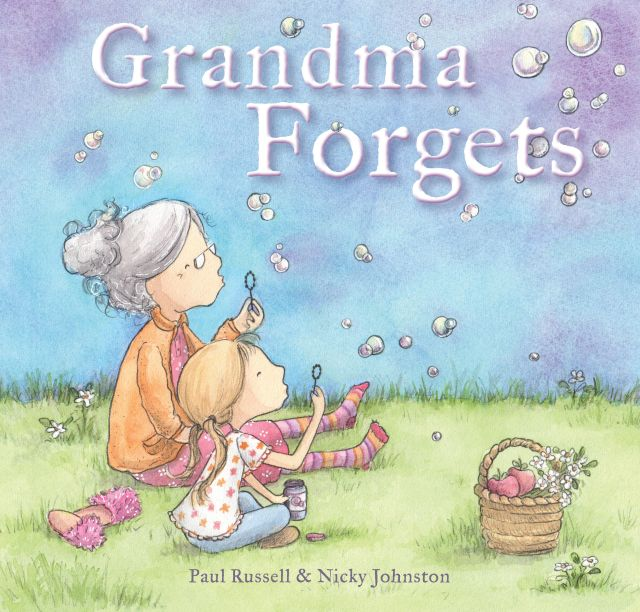 Grandma Forgets book cover image
