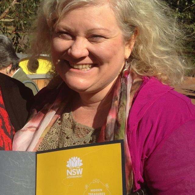 2016 Hidden Treasures Natalie Bramble & Carole Bayley